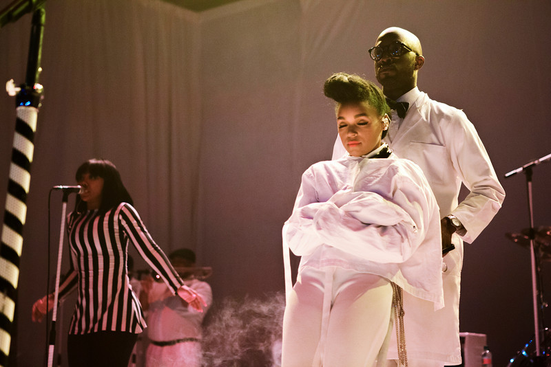 Janelle Monae_001_Brixton Academy_9th May 2014_Simon Fernandez