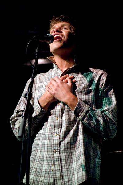 Joe Worricker at the Jazz Cafe, London. 9th June 2010