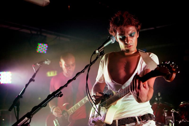 Mirrorkicks at Club 229, London. 28th August 2009