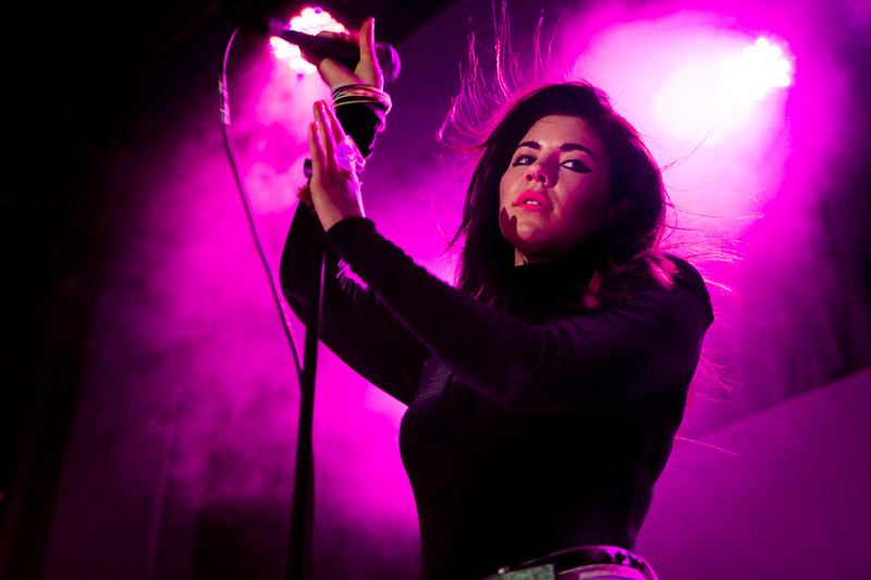Marina and the Diamonds at the Bloomsbury Ballroom, London