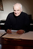 Sir Peter Maxwell Davies_08_Baker Street Flat__27th January 2011_Simon Fernandez