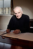 Sir Peter Maxwell Davies_04_Baker Street Flat__27th January 2011_Simon Fernandez