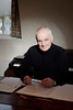 Sir Peter Maxwell Davies_16_Baker Street Flat__27th January 2011_Simon Fernandez
