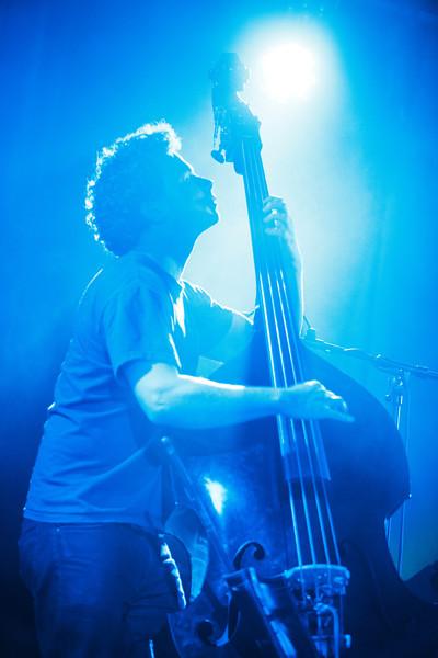 Portico Quartet_02_York Hall_29th February 2012_Simon Fernandez