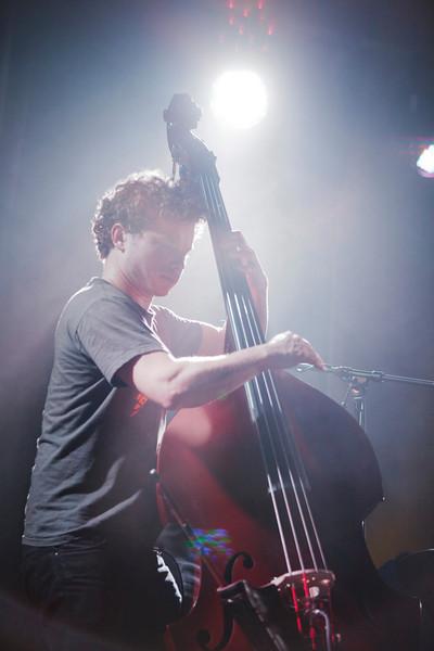 Portico Quartet_37_York Hall_29th February 2012_Simon Fernandez