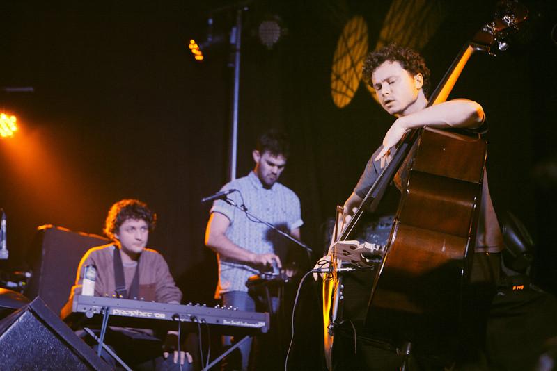 Portico Quartet_08_York Hall_29th February 2012_Simon Fernandez