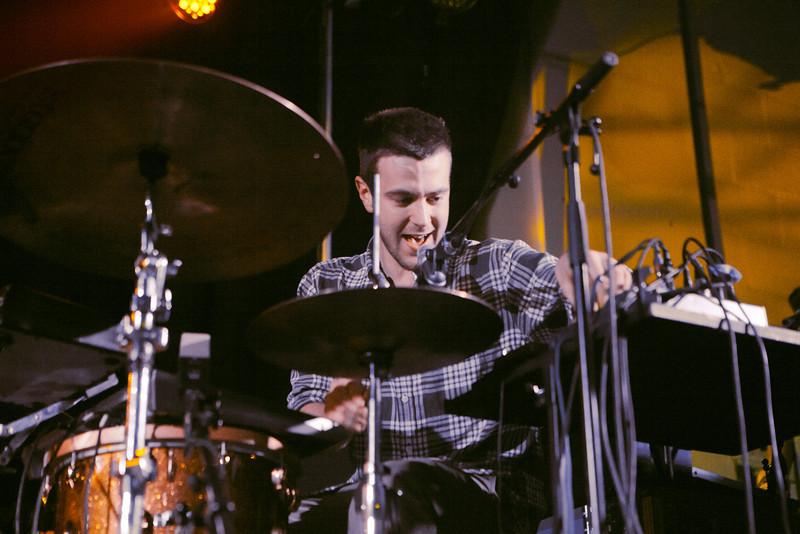 Portico Quartet_11_York Hall_29th February 2012_Simon Fernandez