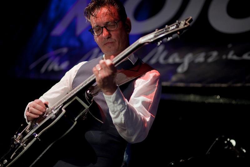 Richard Hawley at the Jazz Cafe, London. 7th June 2010