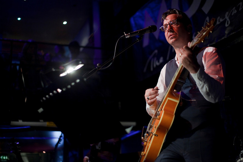 Richard Hawley at the Jazz Cafe, London. 7th June 2010