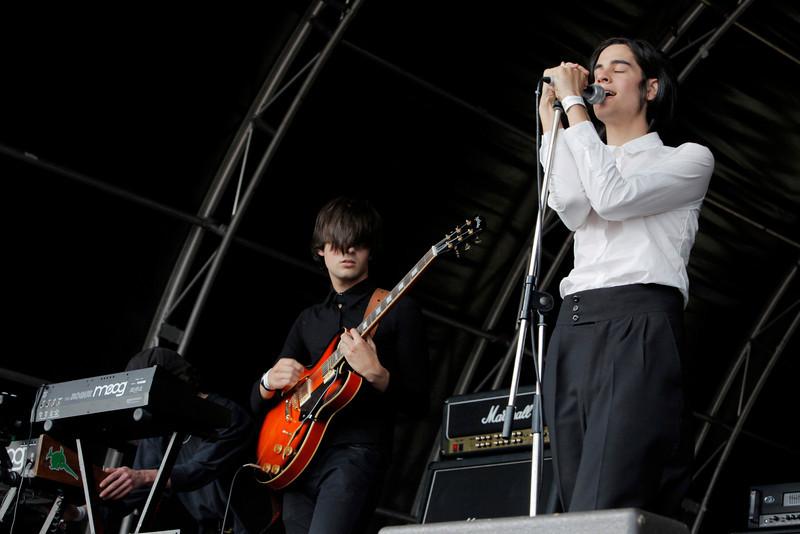 S.C.U.M at the 1234 Festival, Shoreditch Park, London. 24th July 2010