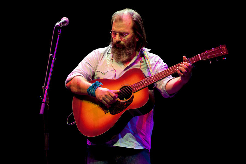 Steve Earle_02_Barbican_4th November 2009_Simon Fernandez