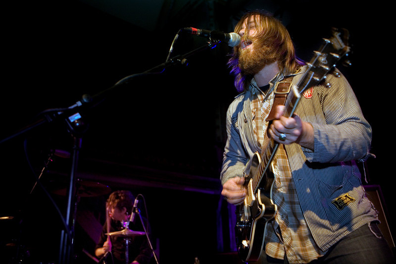 5. The Black Keys at Wilton's Music Hall, London