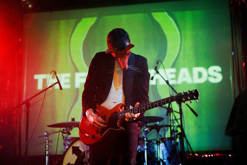 The Futureheads_Scala_21/05/11
