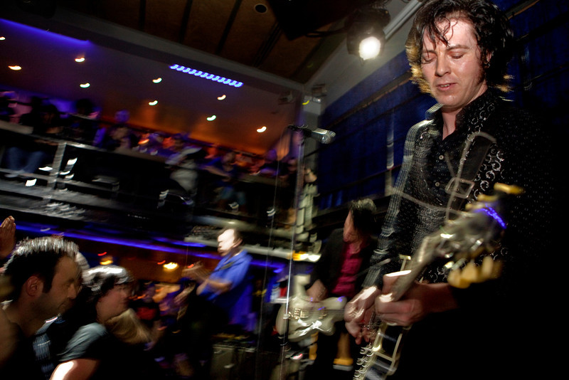 The Jim Jones Revue at the Jazz Cafe, London. 4th Febuary 2010