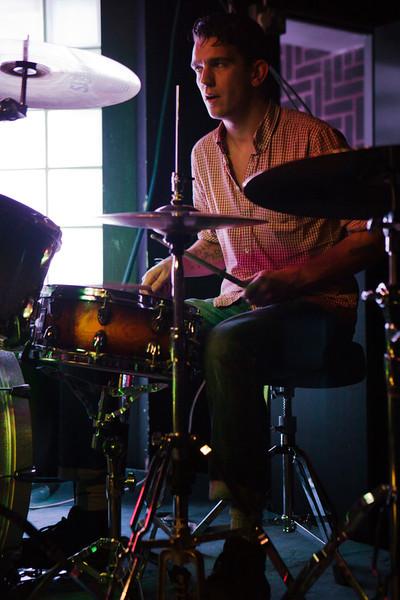 The PJP Band_13_Richard Mully Basement Bar_27 September 2012_Simon Fernandez