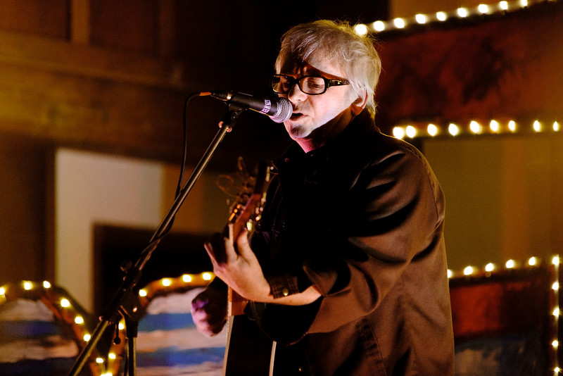 Wreckless Eric_12_The Old Church_Simon Fernandez_15th December 2015