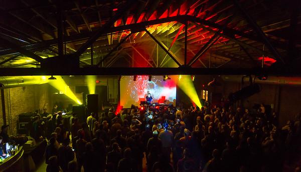 Clark - Big Ears Festival 2015