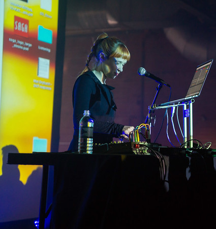 Holly Herndon - Big Ears Festival 2015