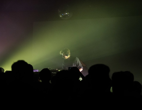 Jamie xx - Big Ears Festival 2015