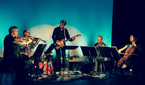 Kronos Quartet with Nels Cline - Big Ears Festival 2015