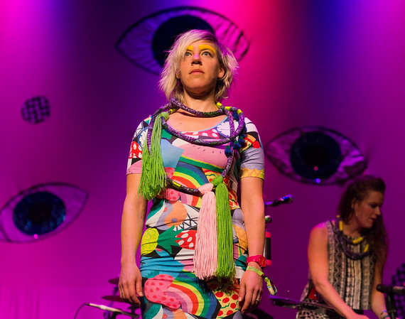 Tune Yards - Big Ears Festival 2015
