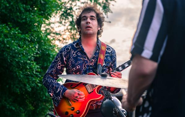 Yonatan Gat - Nelsonville Music Festival 2016