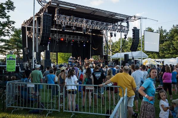 Elephant Revival - Nelsonville Music Festival 2015