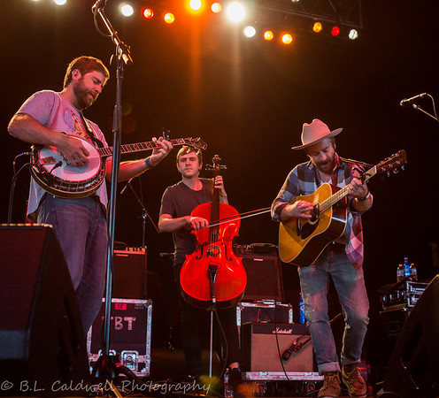 Trampled by Turtles - Ohio River Throwdown 2014