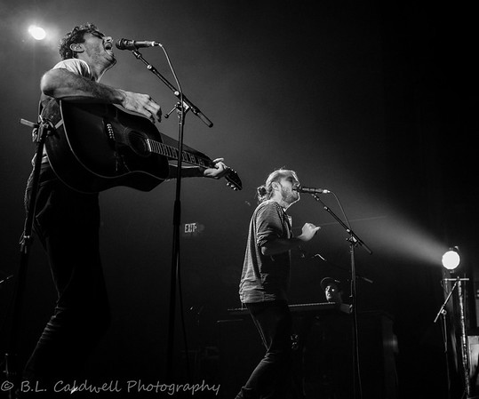 The Head and the Heart - LC Pavilion 12-11-14