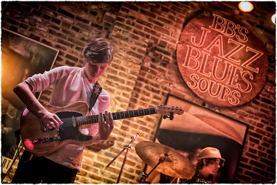 15th Annual Baby Blues Showcase