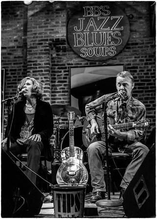 IBC Showcase at BB's Jazz, Blues and Soups