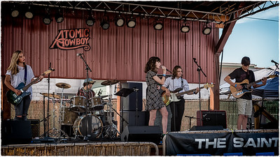 2nd Annual Atomic Blues Festival