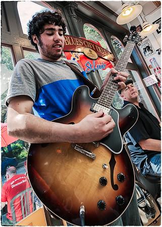Aaron Griffin & Mojo Rising