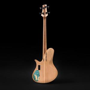 Al Johnson Bass-17