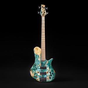 Al Johnson Bass-16
