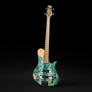 Al Johnson Bass-15