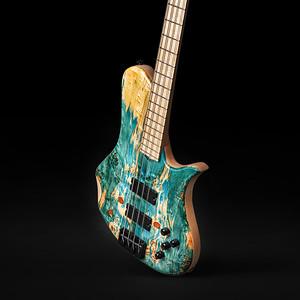 Al Johnson Bass-19