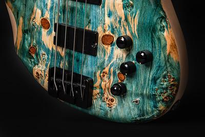 Al Johnson Bass-21