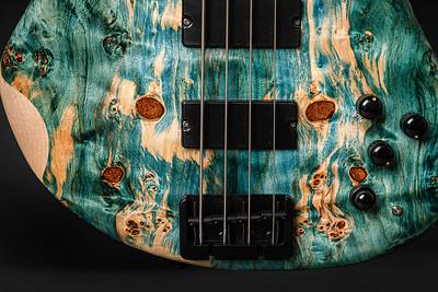 Al Johnson Bass-25