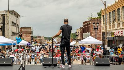 Annual Wellston Loop Black Wall Street Festival 2021