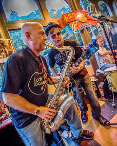 Atlanta Boogie Band at the Blues City Deli