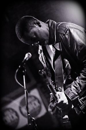 Black Joe Lewis & the Honeybears @ Off Broadway in St. Louis, MO 2-15-12