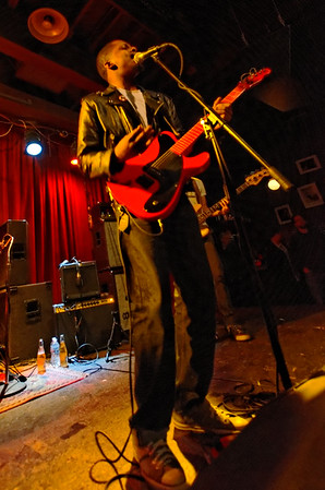 Black Joe Lewis & the Honeybears @ Off Broadway in St. Louis, MO 2-15-12