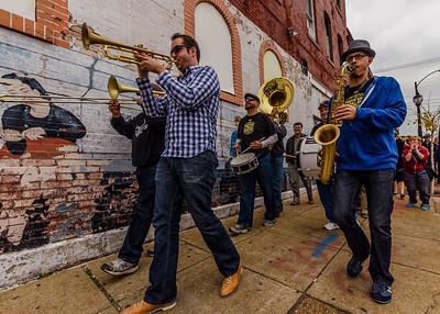 Cherokee Street Jazz Crawl 2012
