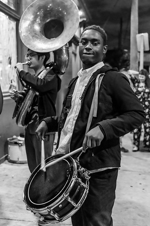 Young Fellas on Frenchmen Street