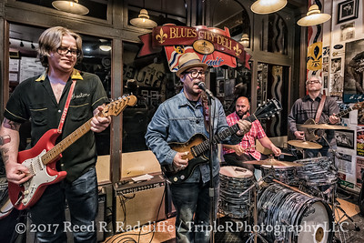 Devil's Elbow at the Blues City Deli