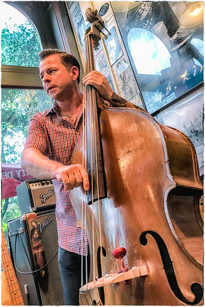 Doug Deming & The Jeweltones with Dennis Gruehnling at the BCD