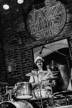 Erin Harpe and the Delta Swingers at BB's Jazz Blues & Soups