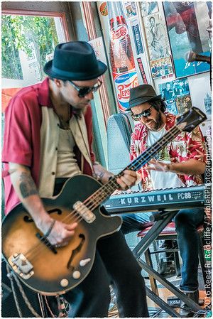 Igor Prado Band at the Blues City Deli