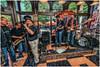 Jeremiah Johnson Band at the Blues City Deli